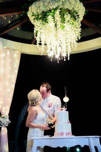 Phalosa wedding of Kensa & Grant